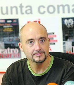 PRESENTACION OBRA TEATRO MAXI RODRIGUEZ EN CCOO DE LA FELGUERA