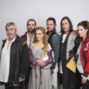 Ο Σαίξπηρ αυτοπροσώπως στη σκηνή του Θεάτρου «Ένα» στη Λευκωσία!