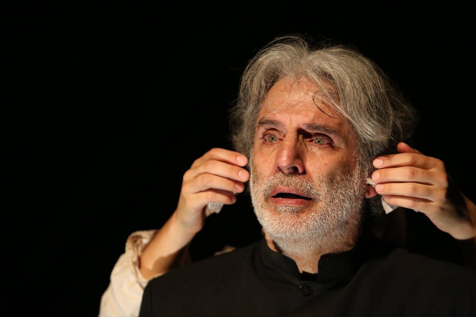 Έξι ερωτήσεις για τη «Θέληση» από τον σκηνοθέτη Cesar Brie στον ηθοποιό Δημήτρη Παπαβασιλείου