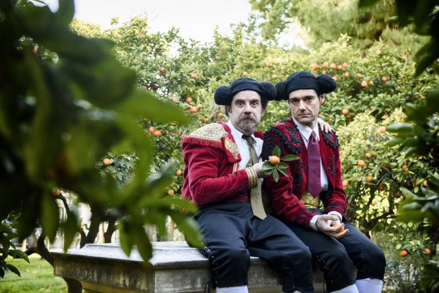 Ο Θανάσης Δήμου και ο Θάνος Τοκάκης μάς μιλούν… «Μισά-μισά»