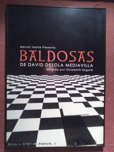 Νέα μετάφραση στο Solo Teatro: Πλακάκια, του Νταβίντ Ντεσόλα