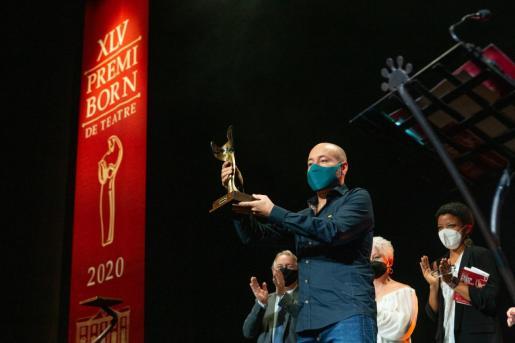 3ο Βραβείο Born για τον Ζουζέπ Μαρία Μιρό!